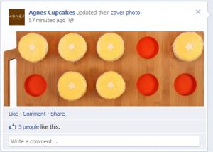 agnes cupcakes facebook