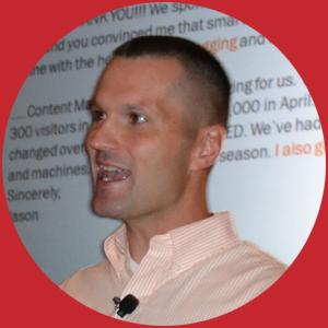 Marcus Sheridan - thought leader i swimmingpools og content marketing