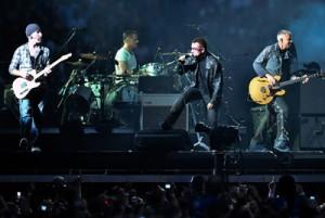 U2 - rockstjerner