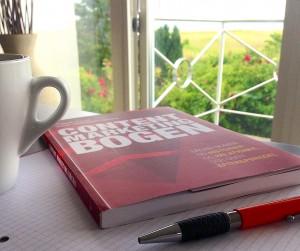 Content Marketing Bogen i vindueskarmen