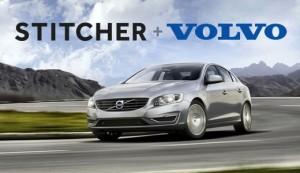 Stitcher appen er indbygget i nye Volvoer