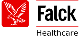 Falck Healthcare logo
