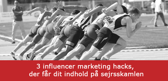Influencer marketing hacks