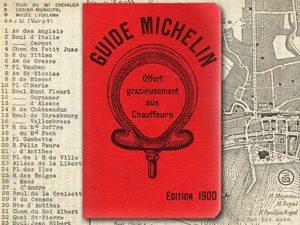 Den originale Guide Michelin