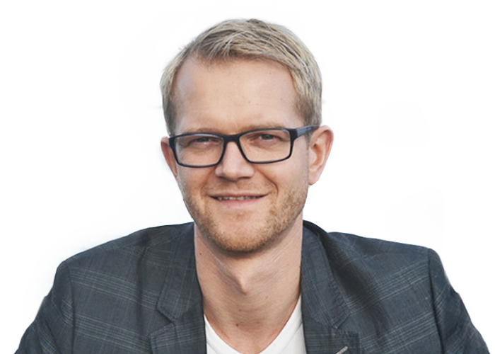 Joakim Ditlev - content marketing specialist
