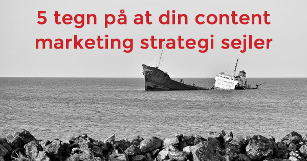 Content marketing strategi sejler