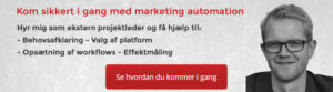 Marketing Automation Projektleder