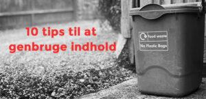 Genbruge indhold